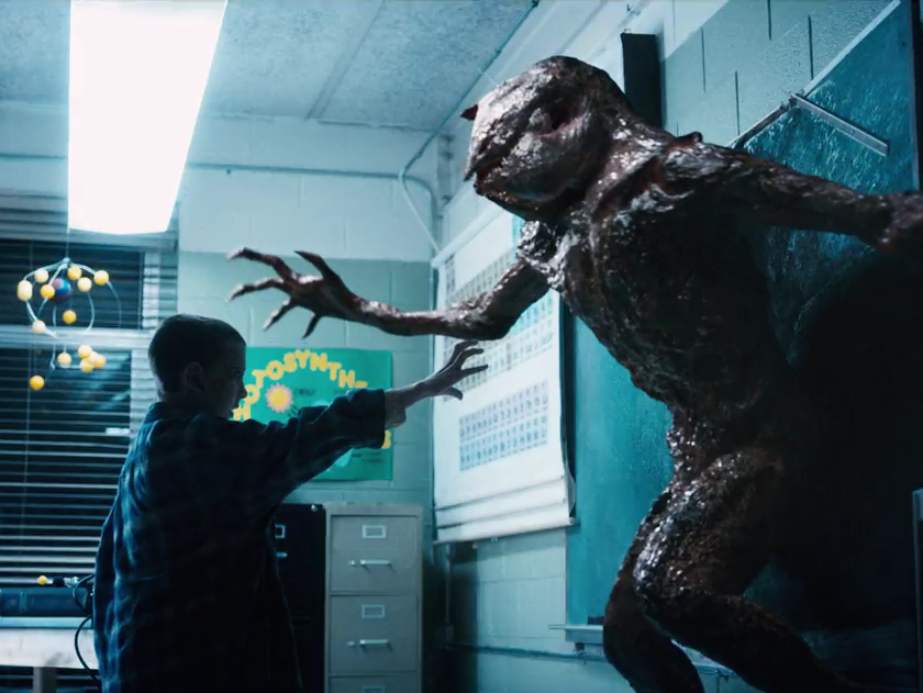 WATCH- Theory Explains the Connection Between Stranger Things' Eleven and the Monster