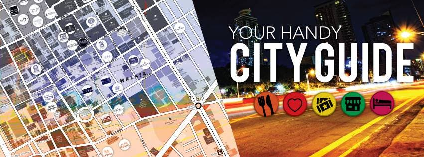Locale: Your Handy City Guide