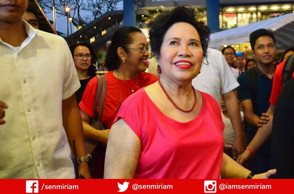 8 Quotes about Love from Former Senator Miriam Defensor-Santiago's Stupid is Forever