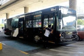 New Airport Express Buses Are Here: Commuting to and from NAIA Now More Convenient Ube Express