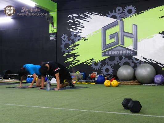 Get The Fat Out with Customized Workouts Grind House