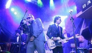 Ely Buendia's New Band, Apartel, Launches First Single at Victoria Court