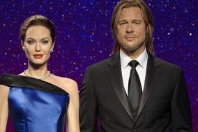 brangelina wax figures divorce