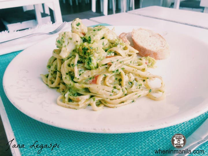Sea Green Cafe: Your Healthy Fix in Davao City