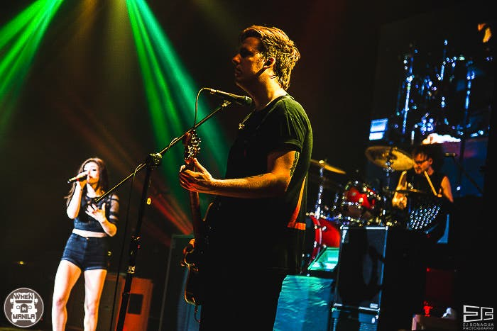 PHOTO DIARY: Against the Current - In Our Bones Tour
