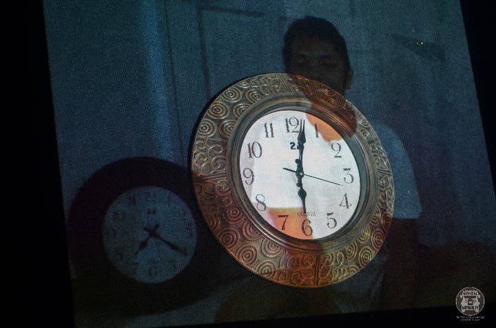 Anatomy of Time: A Multimedia Art Exhibit