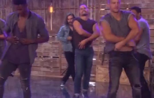 Magic Mike Live Preview