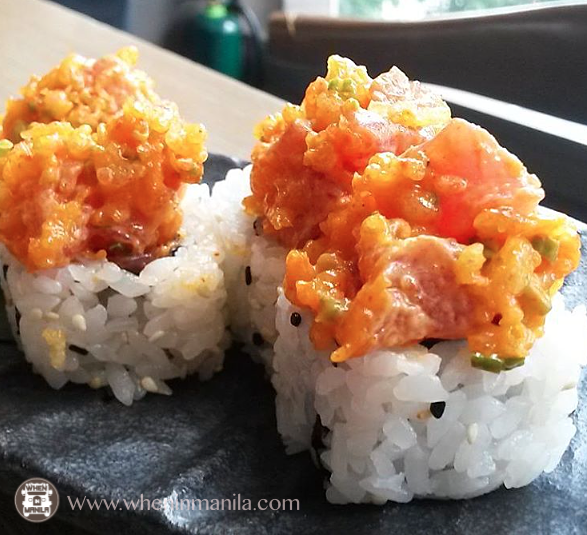 Hatsune spicy roll