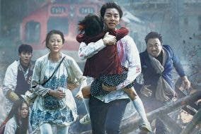 "Korean Zombie Thriller ""Train to Busan"" Looks Promising!"