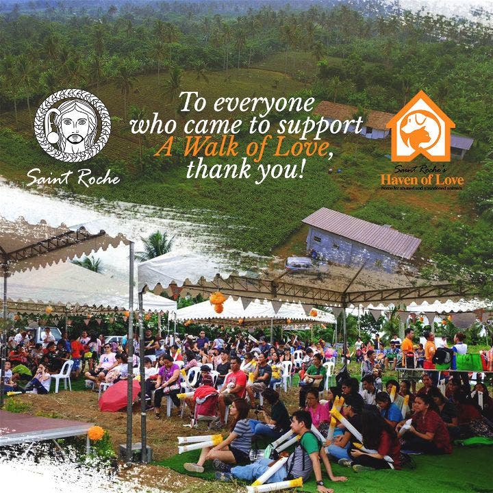 THANK YOU! Great Turnout at Haven of Love: Home for the Abused and Abandoned Animals Groundbreaking Ceremony