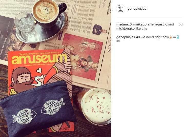 Carry Lang: 5 Instagram Shops for Stylish Bags