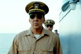 Nicolas Cage Stars in USS Indianapolis, Set in Philippine Sea