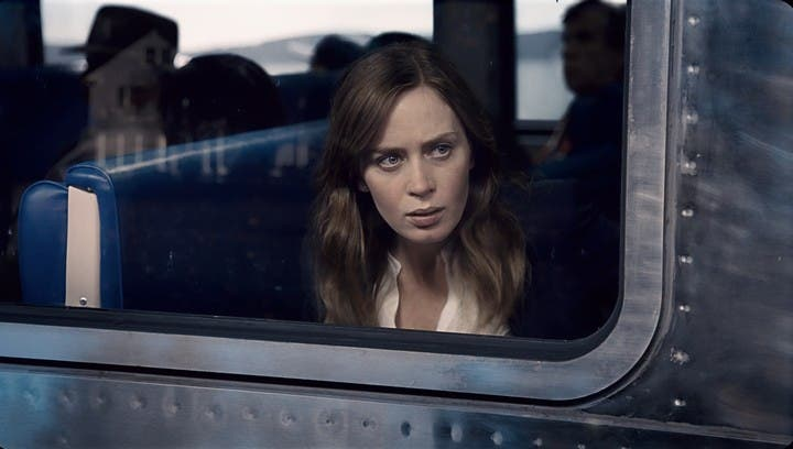 "Emily Blunt in New Mystery Thriller ""The Girl on the Train"""