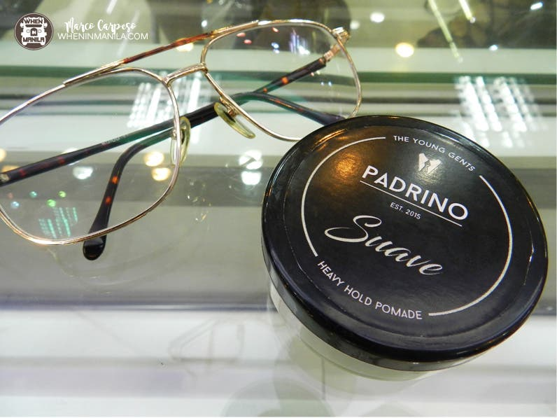 The Young Gent's Padrino Pomade: Hand Made for your Perfect Hairstyle
