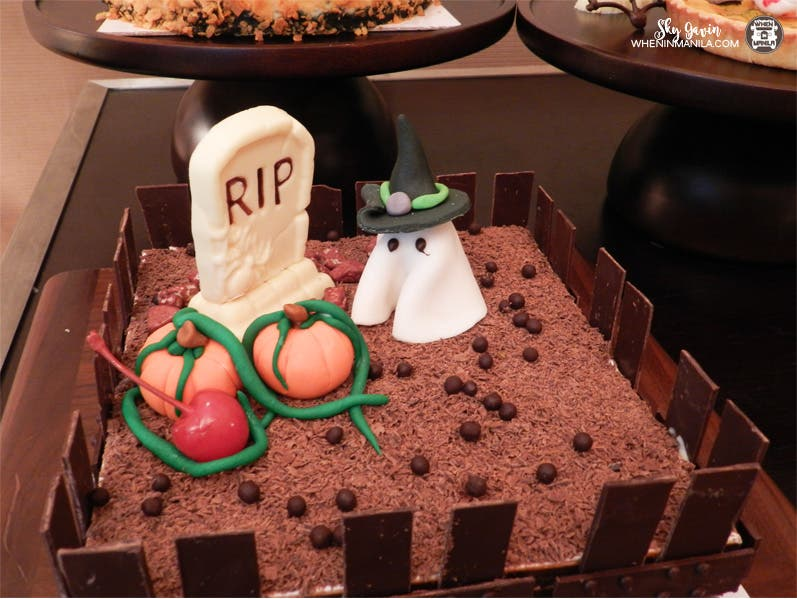 Marriott Hotel: This is where you should be for Halloween and Christmas