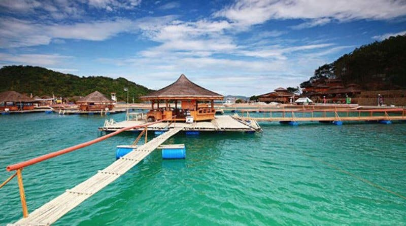 Grace Island Resort San Jose Mindoro
