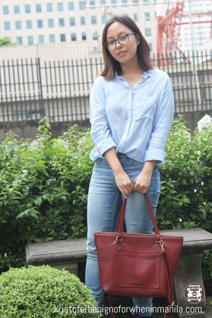 Cocooni Everyday Leather Bags