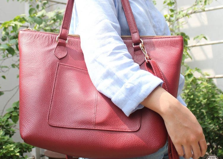 Cocooni Leather Bags