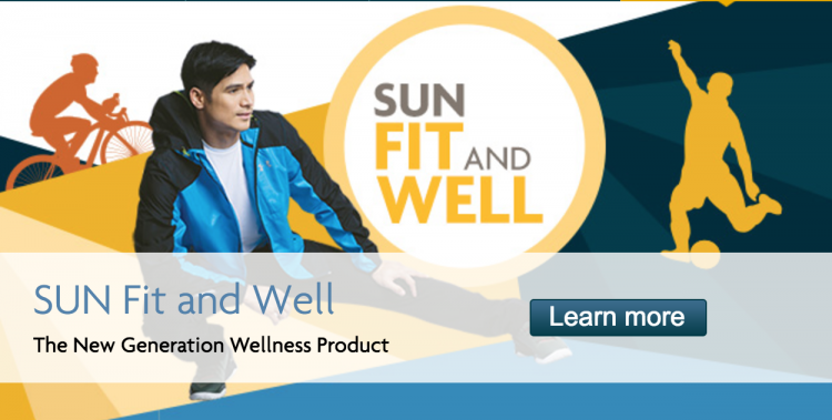 Sun Life Fit & Well