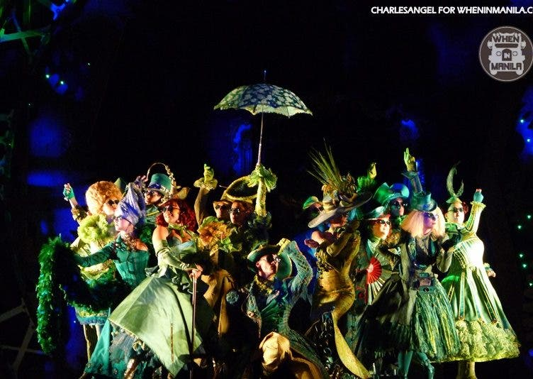 "Lavish and Spectacular! ""WICKED The Musical"" 2016 in Review"