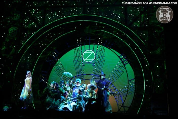 """Lavish and Spectacular! """"WICKED The Musical"""" 2016 in Review"""