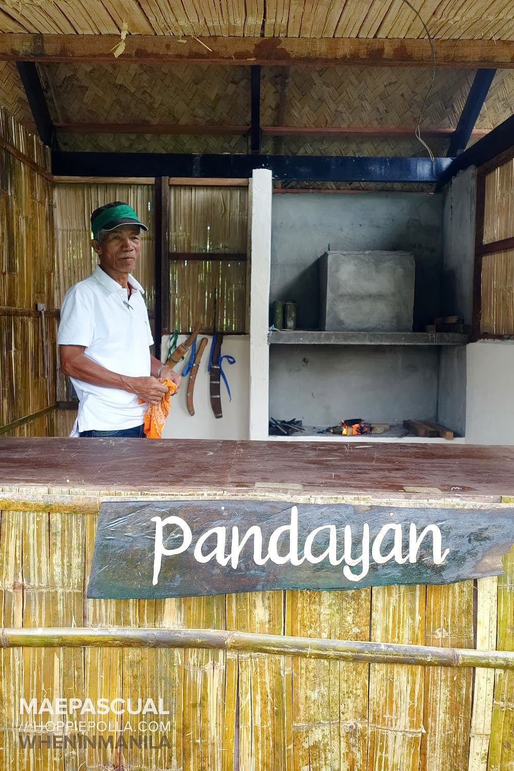 when-in-manila_hoppiepolla_nurture-farmacy_10_'Pandayan' is a demonstration on how to make hand made knives and bolos