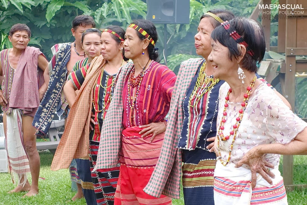 when-in-manila_hoppiepolla_nurture-farmacy_26_Tinggian tribe performing for the guests