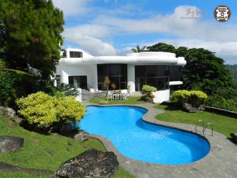 Raffi's Way: A Breath-Taking Vacation House In Tagaytay