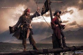 Pirates of the Caribbean: Dead Men Tell No Tales Johnny Depp Jack Sparrow