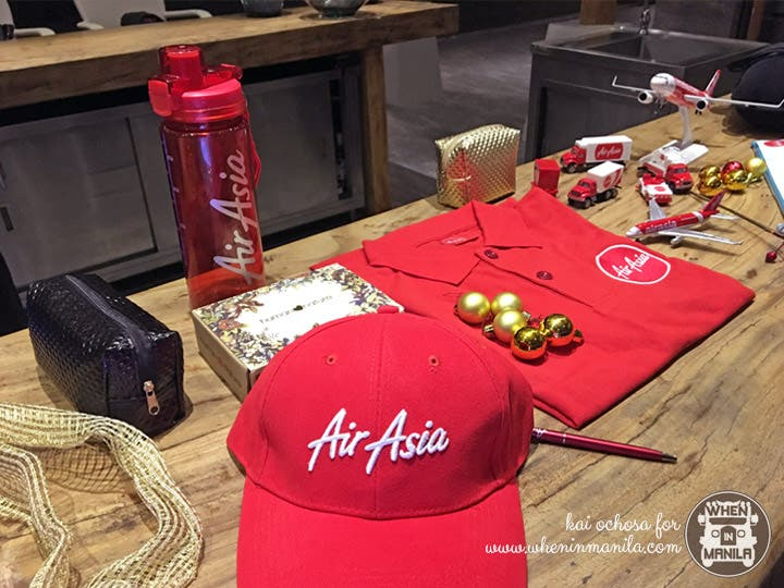 Air Asia Christmas Catalogue