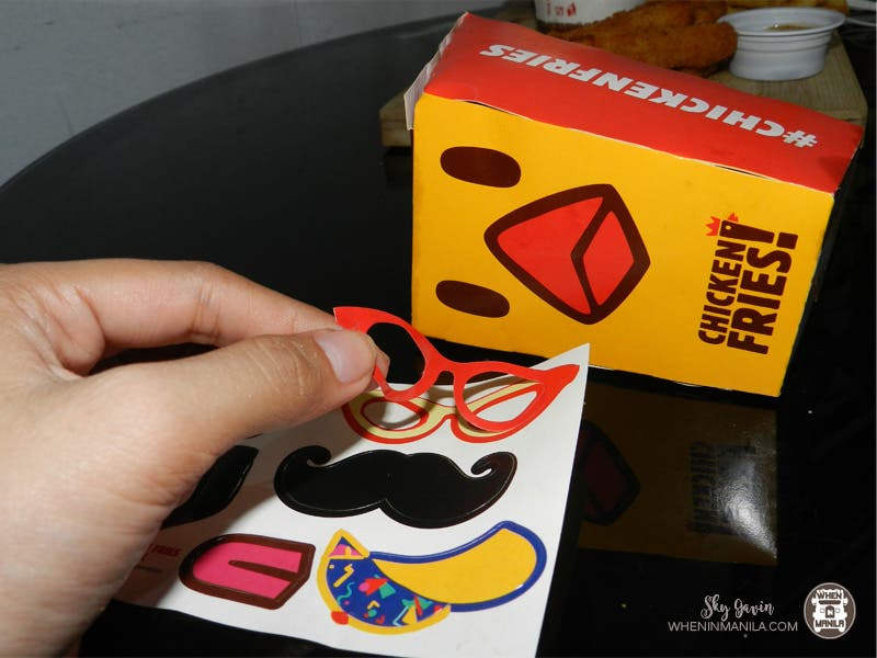 #ChickThisOut: Cute and Yummy Chicken Fries to Satisfy Your Hunger