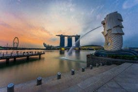 air-asia-cebu-singapore-route-merlion