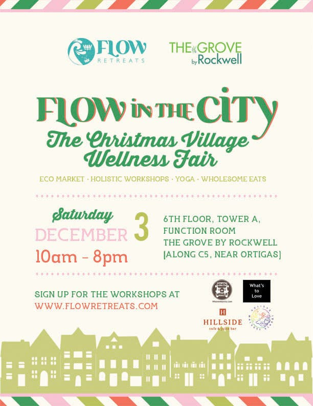 Flow in the City with Flow Retreats