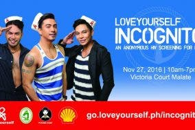 Free, Anonymous, and Fast Community-Based HIV Screening on Nov. 27