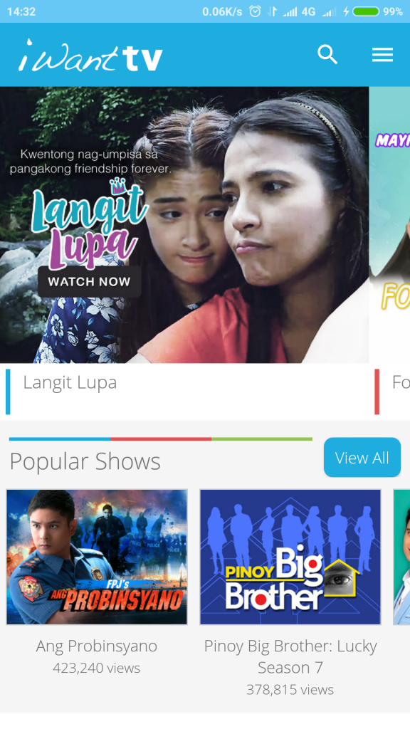 Catch Up on Your Favorite Teleseryes While on the Go
