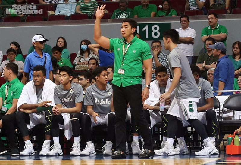 La Salle coach Ayo blasts team after horrible performance