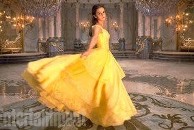 "Newly Released Photos of ""Beauty and the Beast"" Starring Emma Watson"