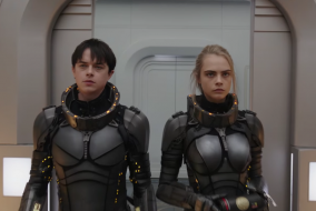 """Cara Delevingne Stars in Sci-Fi Action Film """"Valerian and the City of a Thousand Planets"""""""