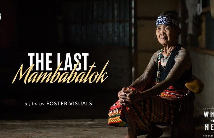 Whang Od The Last Mambabatok Brent Foster Travel Film