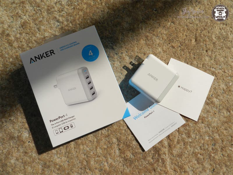 Anker: Durable USB Charger and Accessories