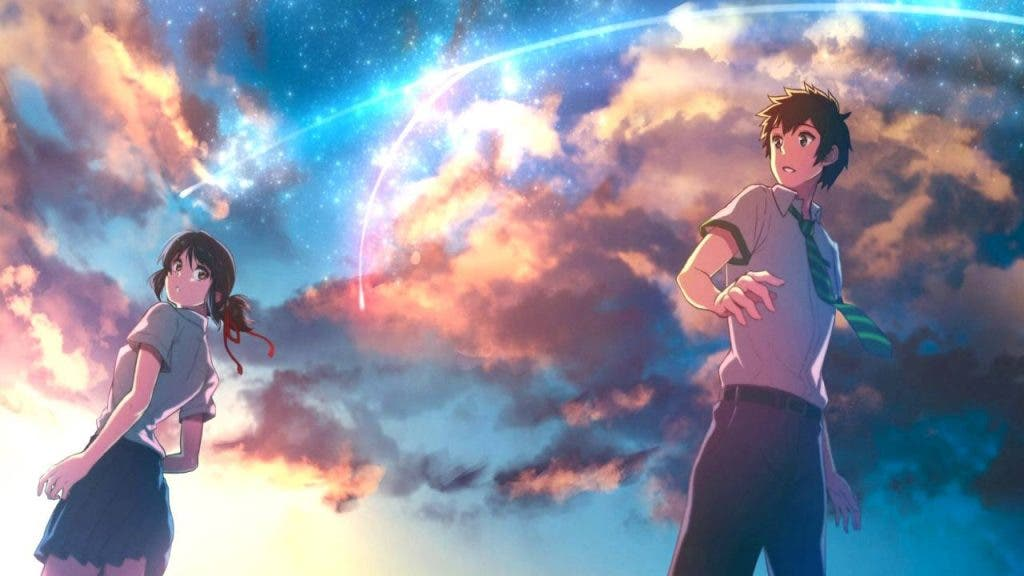 Finally SM Cinema Confirmed Through Its Website That It Will Air The Japanese Anime Hit Kimi No Na Wa Your Name
