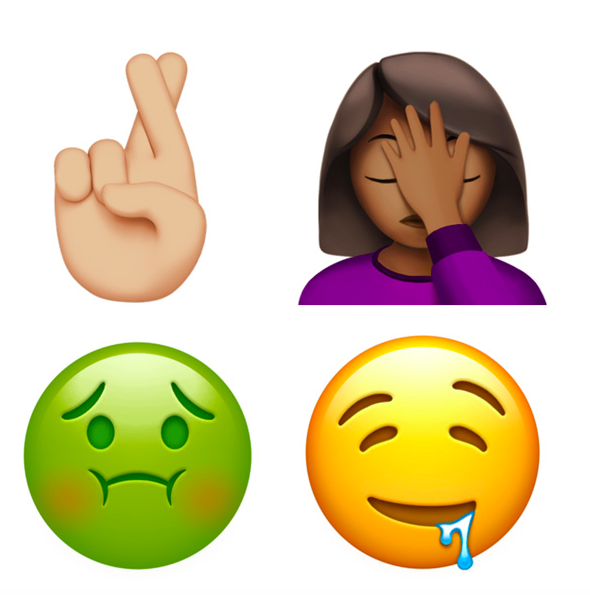 Apple Brings 12 New Emojis to iOS 10