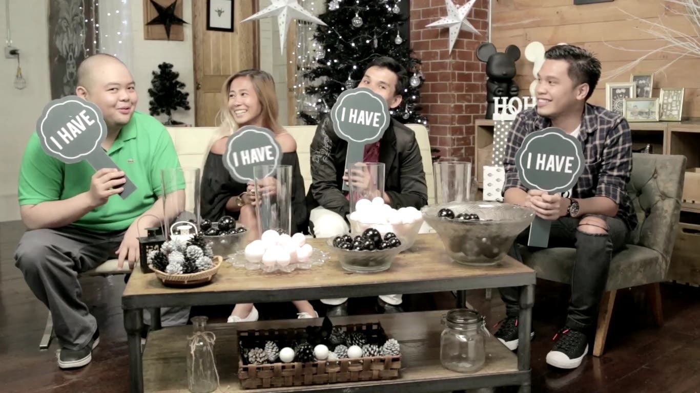 Bloggers Play Never Have I Ever, Christmas Edition!
