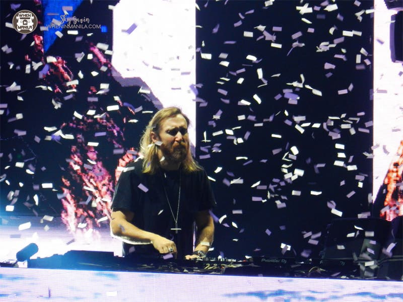 David Guetta Kicked Off An Amazing 2017