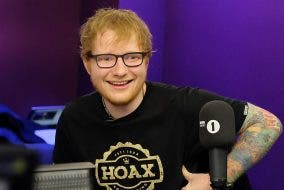 Ed Sheeran BBC Radio 1