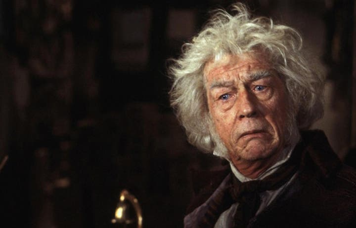 John Hurt, the Actor Who Played Mr. Ollivander, Passes Away