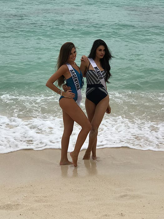 LOOK: Miss Universe Candidates Stun in Boracay and the Governor's Ball 7