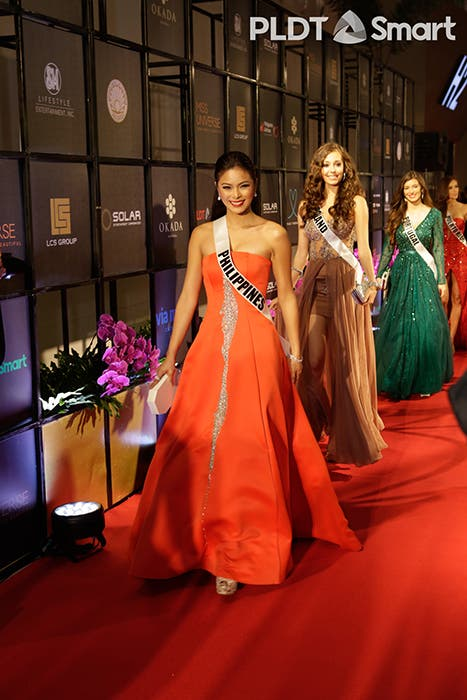 LOOK: Miss Universe Candidates Stun in Governor's Ball 3