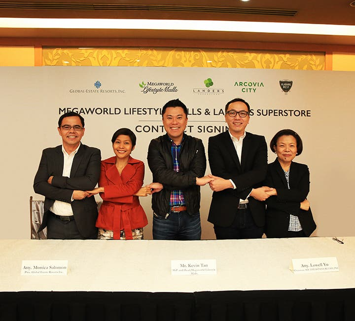 Landers Superstore to open in Megaworld's ArcoVia City and Alabang West