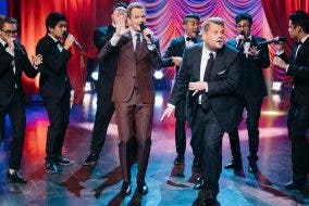 The Filharmonic Neil Patrick Harris James Corden